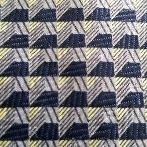 ROMARIO MANZINI men's tie intricate design